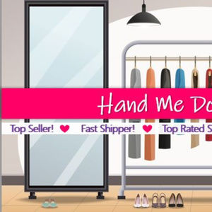 Welcome to the Hand Me Down Dream Boutique